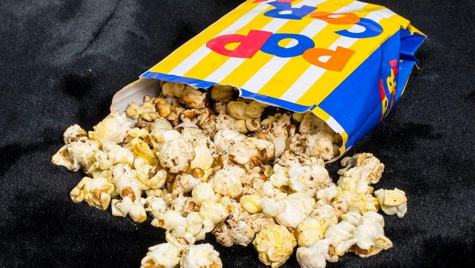 Schmeckt nicht nur zu Silvester: Popcornvariation mit Szechuanpfeffer