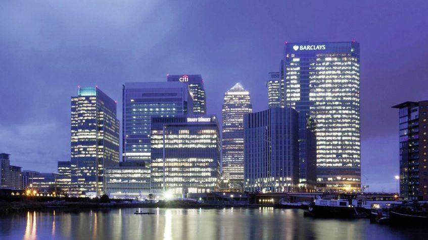 Londoner Finanzdistrikt: »Rennbote im Vergleich zu Segelschonern«