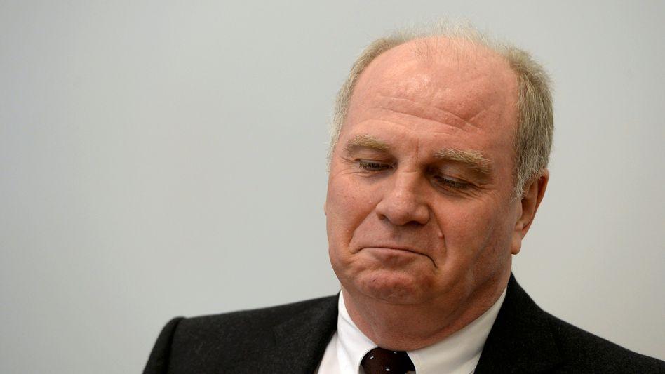 Uli Hoeneß: Soll alle seine Schulden beim deutschen Fiskus beglichen haben