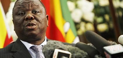 Oppositionsführer Tsvangirai: Die Situation ist extrem aufgeheizt