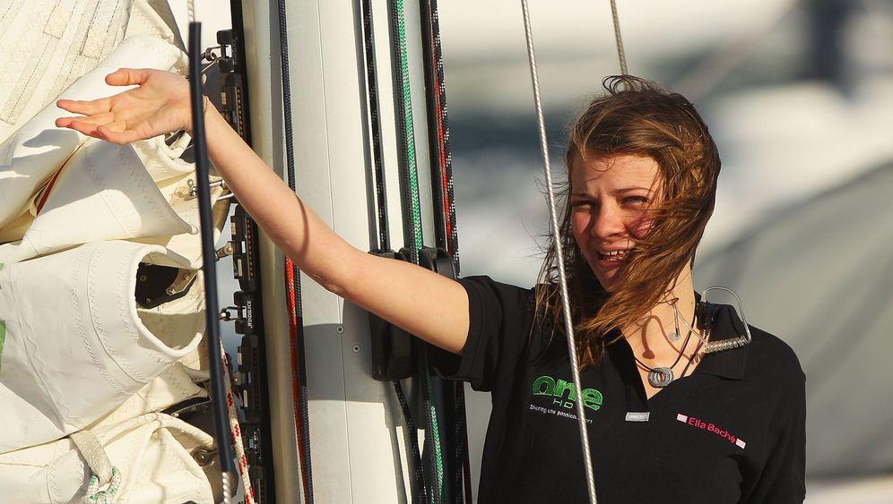 Junge Weltrekordlerin: Watsons Triumpheinfahrt