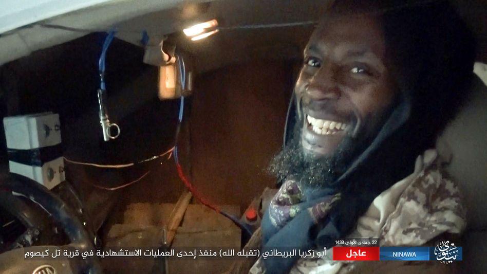 Jamal al-Harith alias Abu Zakariya al-Britani, geborener Ronald Fiddler aus Manchester
