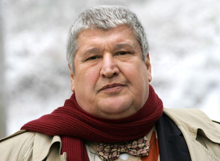 Helmut Krauss im Jahr 2005: Schauspielerei als Herzensangelegenheit