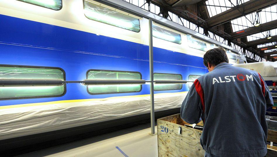 Staat als Hauptaktionär: Französischer Patriotismus siegt im Bieterstreit um Alstom
