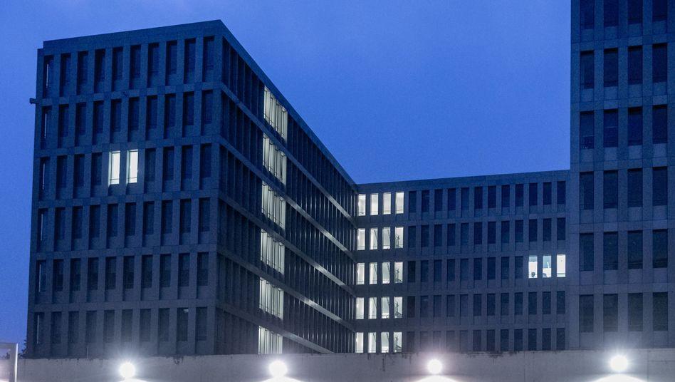 BND-Zentrale in Berlin