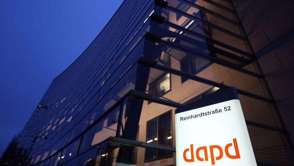 Der Berliner Sitz der Nachrichtenagentur dapd: Die Suche nach einem Investor war vergeblich