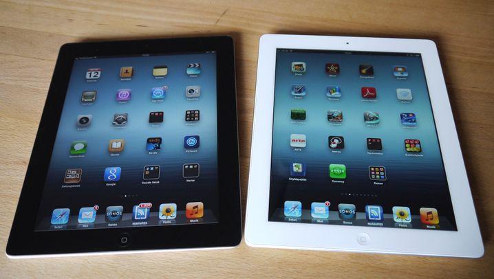 Mehr Pixel, mehr Speed: So sieht das neue iPad aus