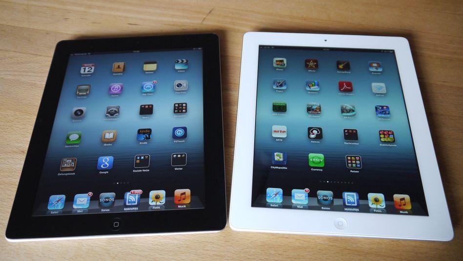Neues iPad 3: Apple versucht, ein neues Preissystem durchzudrücken