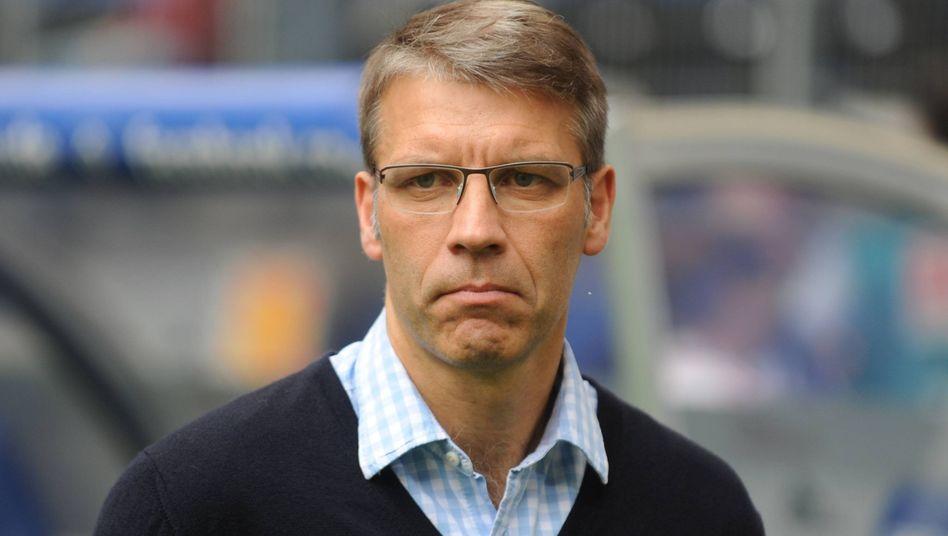 """HSV-Sportdirektor Knäbel: """"Ich sehe das als große Chance"""""""