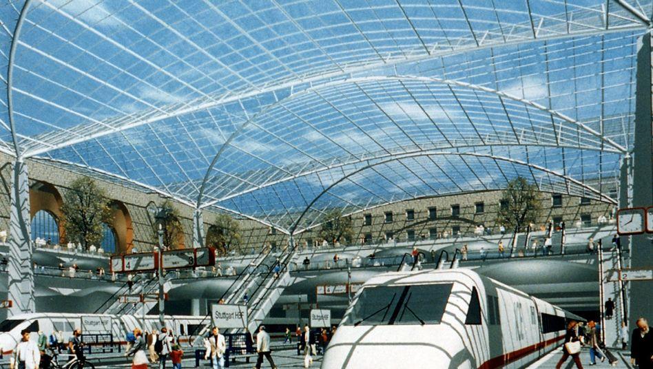 'Stuttgart 21': A Four Billion Euro Makeover