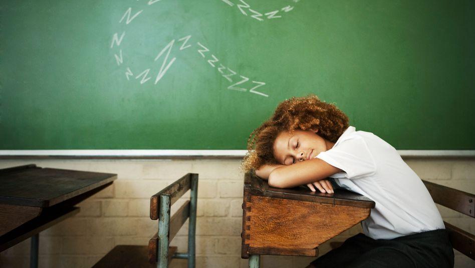 Unterricht um acht oder um neun Uhr?