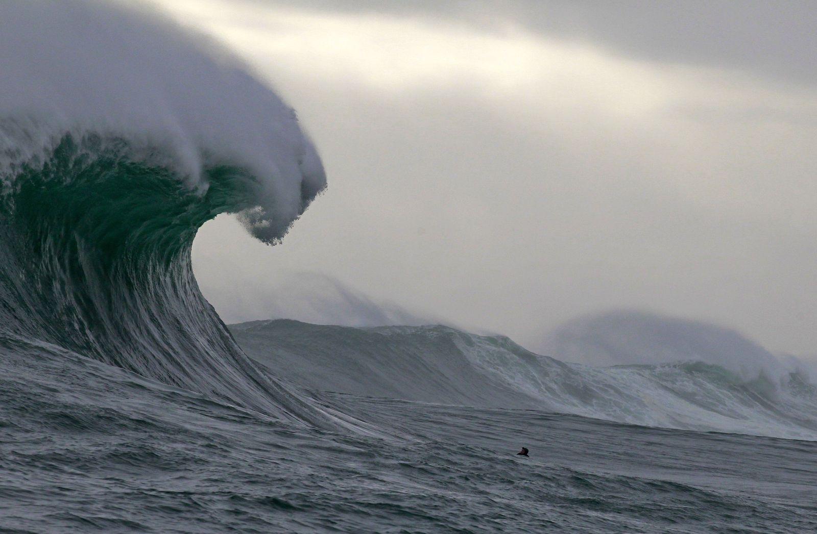 Welle/Meeresspiegel