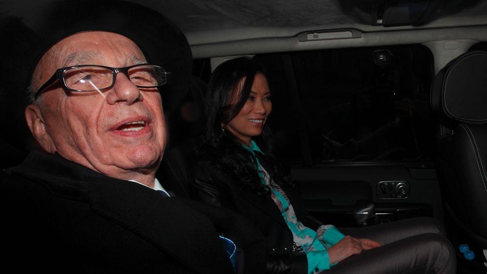Murdoch-Aussagen in London: Der Mogul leugnet seine Macht