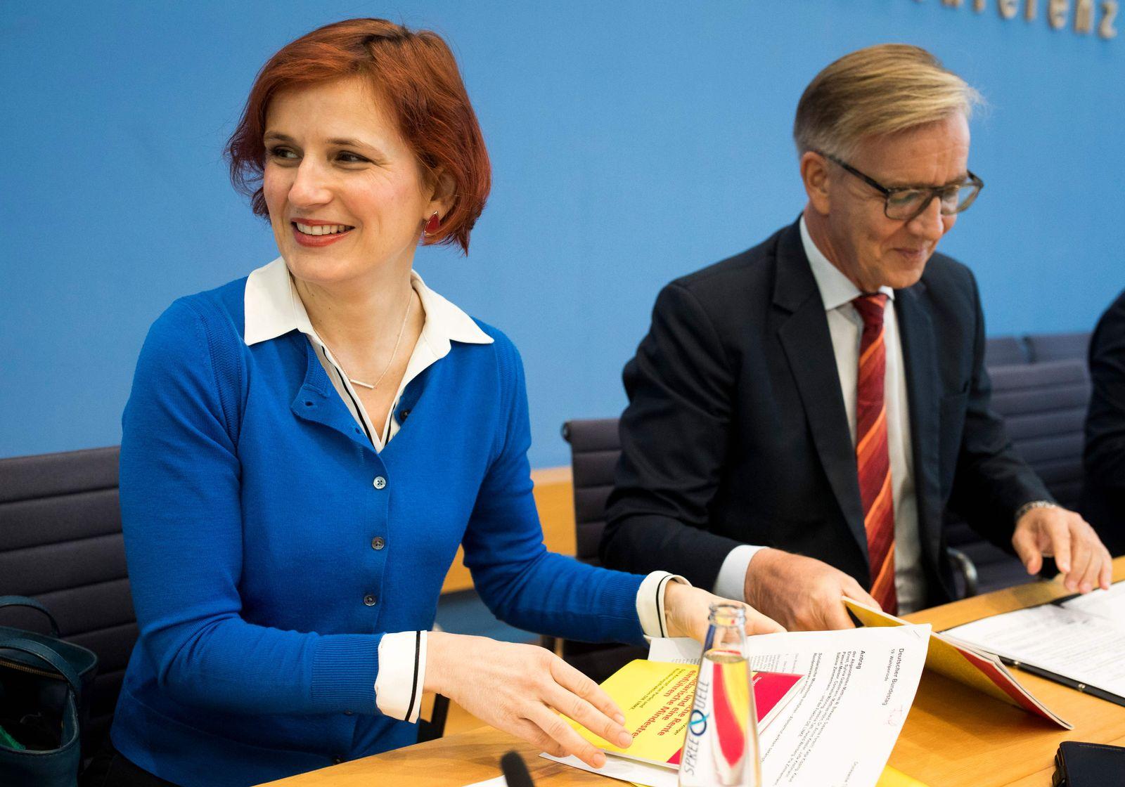 GERMANY-POLITICS-PARTIES-DIE-LINKE