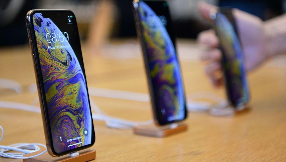 iPhone-Modelle: ITC-Richterin empfiehlt Einfuhrverbot