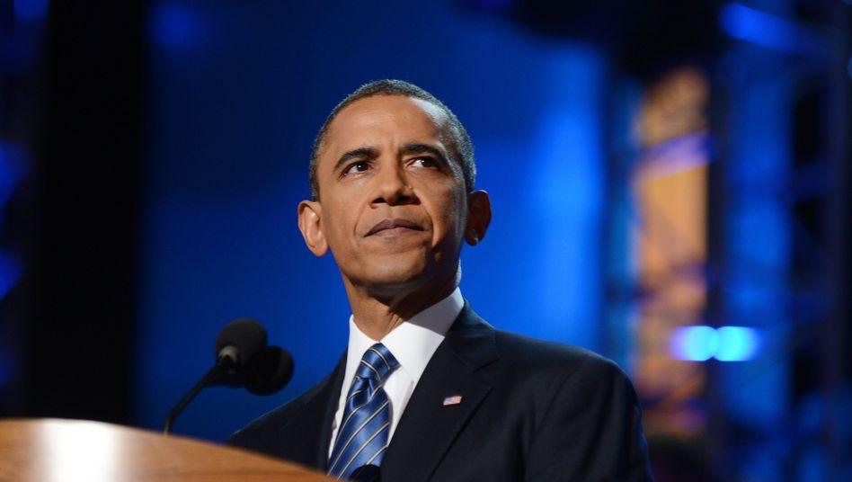 """US-Präsident Obama: """"Wir werden das nicht durchgehen lassen"""""""