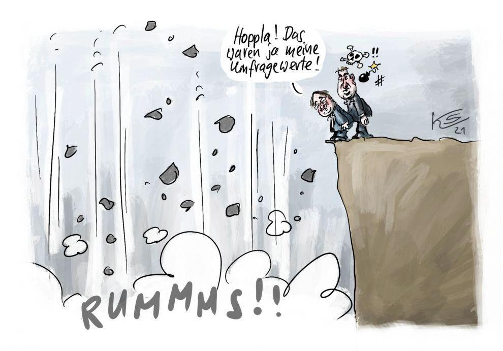 Cartoon 19.08.2021