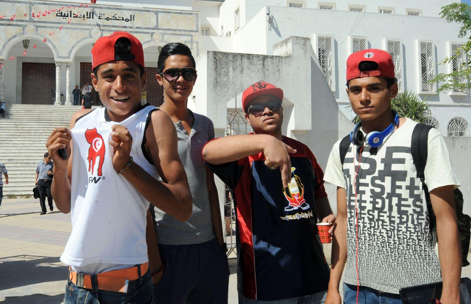 Tunesien/Weld El 15