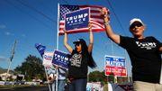 Florida geht an Trump