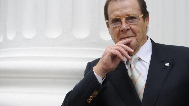 Roger Moore: 007 ist tot