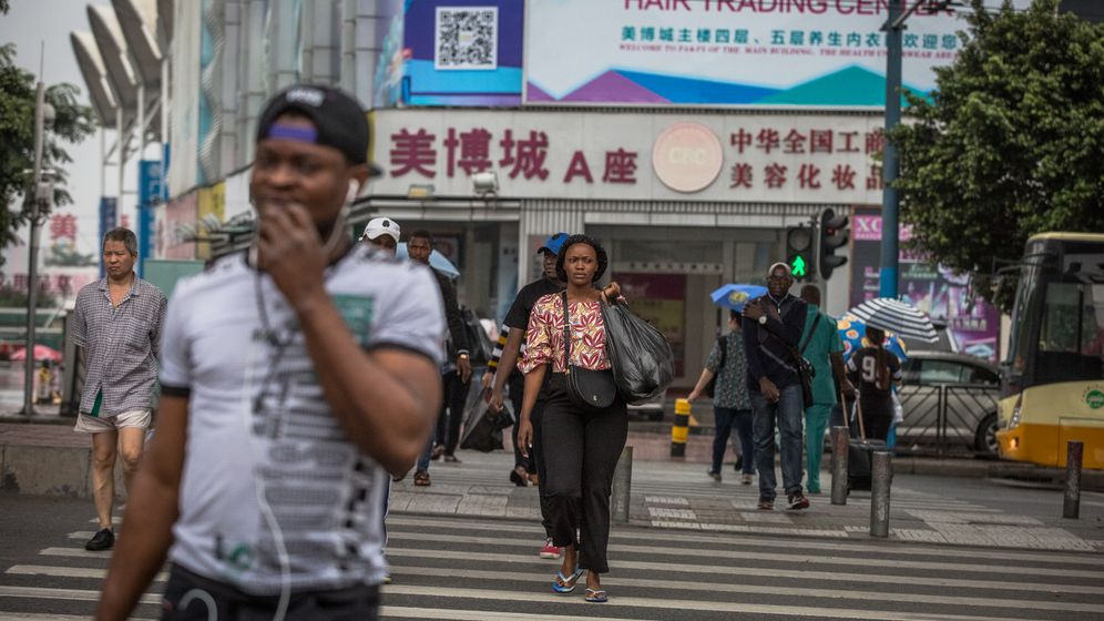 "Guangzhou: In Chinas ""Little Africa"""