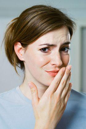 Übler Mundgeruch: Riech ich oder riech ich nicht?