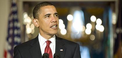 US-Präsident Obama: Der Staatschef sperrt sich gegen die Veröffentlichung von Folter-Fotos