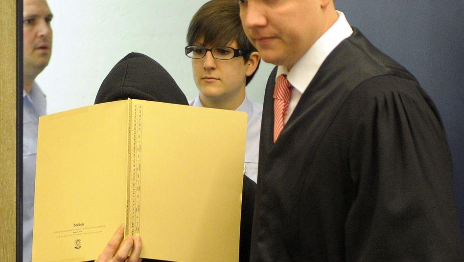 """Nathalie B. vor der Urteilsverkündung: """"Warum haben Sie keine Hilfe angenommen?"""""""