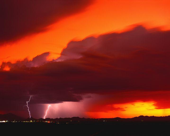 """Gewitter: """"Hut ab vor dem IPCC, dass er sich hier korrigiert hat"""""""