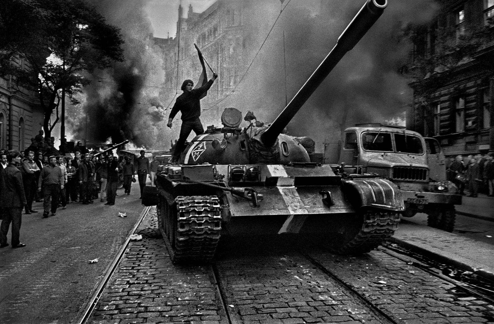Prag/Panzer 1968