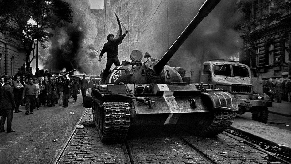 """""""Prager Frühling"""" 1968"""