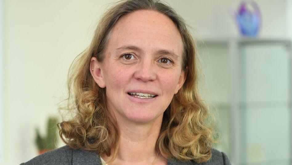 Materialwissenschaftlerin Britta Nestler