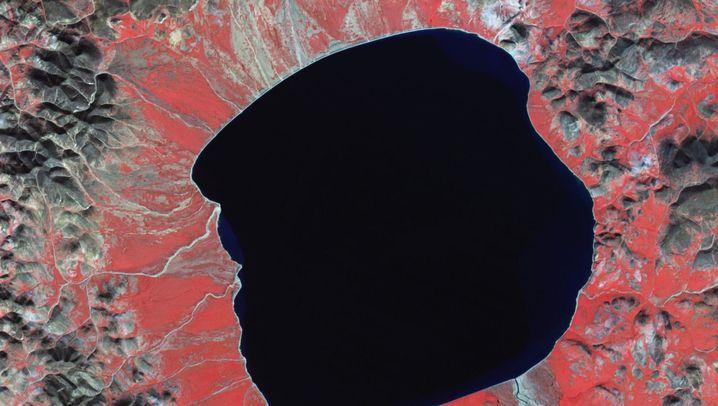 Elgygytgyn-See: Arktisches Klimaarchiv