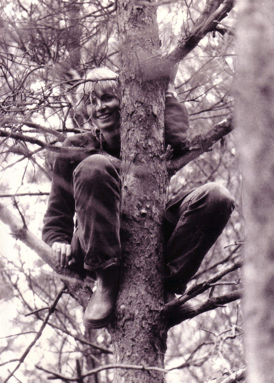 Foto 3 Gorleben_Baumbesetzung_1979