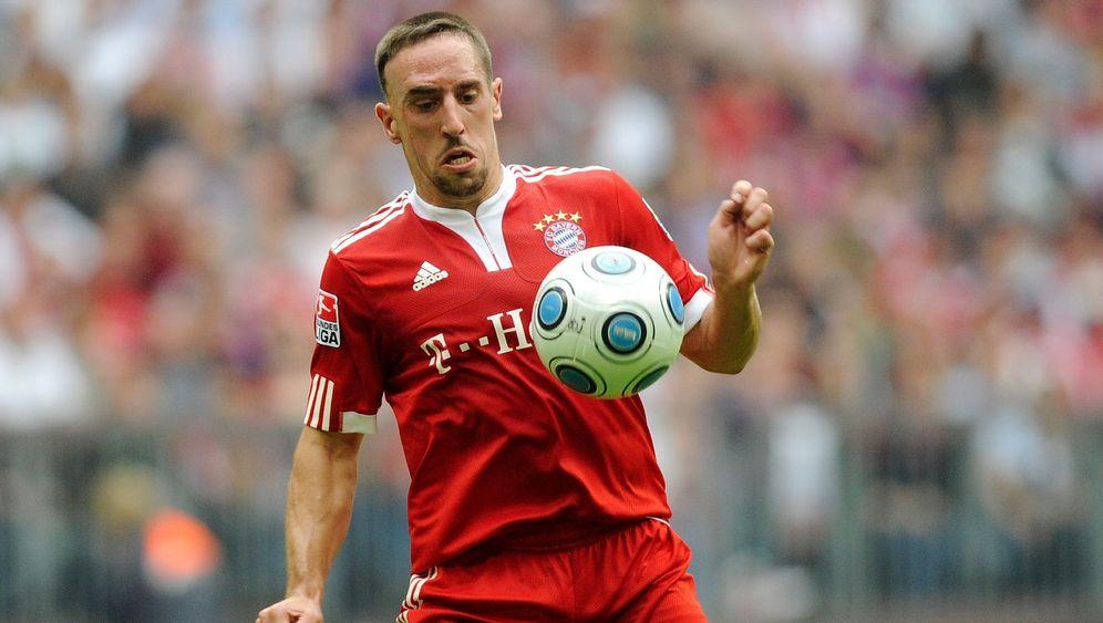 Franck Ribéry: Erfolg verpflichtet