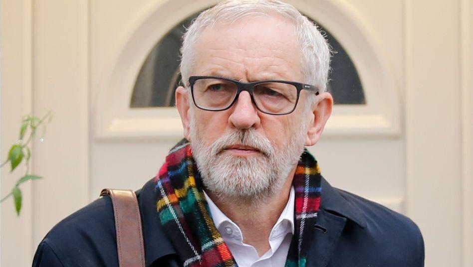 Jeremy Corbyn betonte immer wieder, dass es bei Labour keinen Platz für Antisemitismus gebe - aber tat er genug dagegen?
