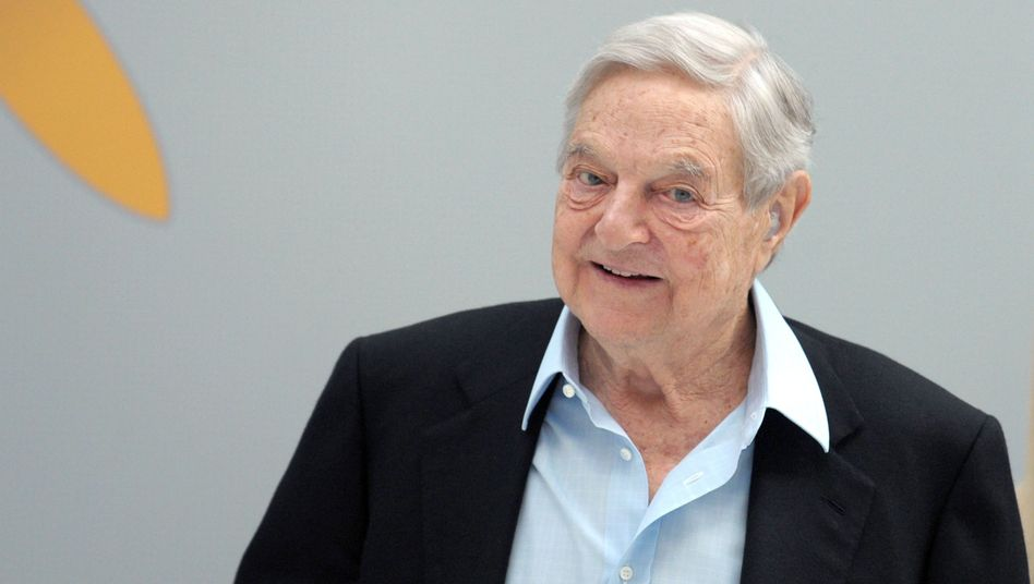 Milliardär George Soros