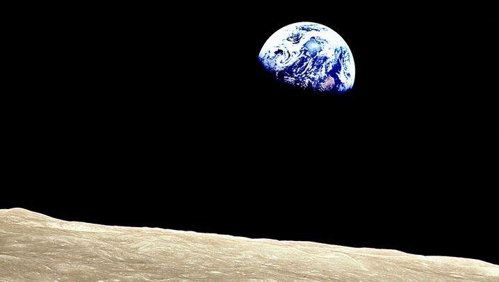 Ein Foto und seine Geschichte: Der Tag, an dem die Erde aufging