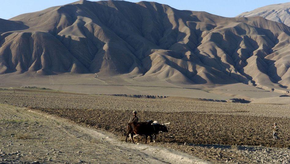 Afghanistan: Die Bodenschätze sollen bis zu drei Billionen Dollar wert sein