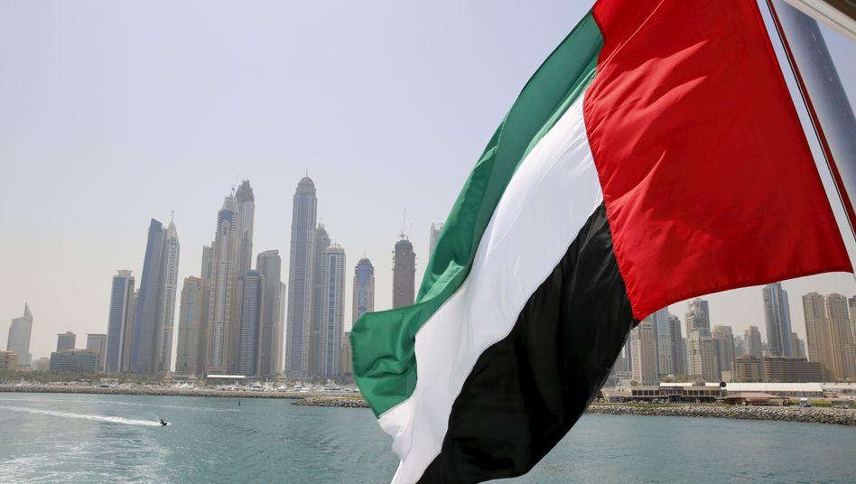 Unerreichbares Ziel für Flüchtlinge: Dubai in den Vereinigten Arabischen Emiraten