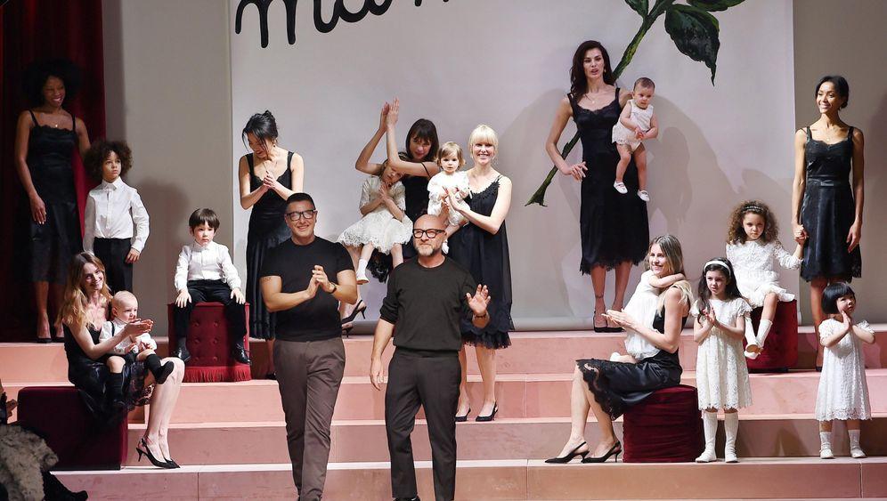 Reaktion auf Boykottaufruf: Dolce & Gabbana wehren sich