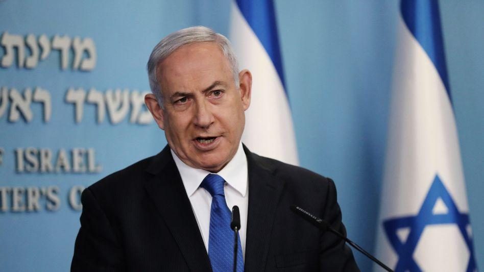 Israels Premierminister Benjamin Netanyahu: Erfolgreiches Werben in der arabischen Welt