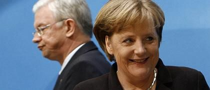 """Koch, Merkel am Montag in Berlin: """"Sprechen mit allen außer der Linken"""""""