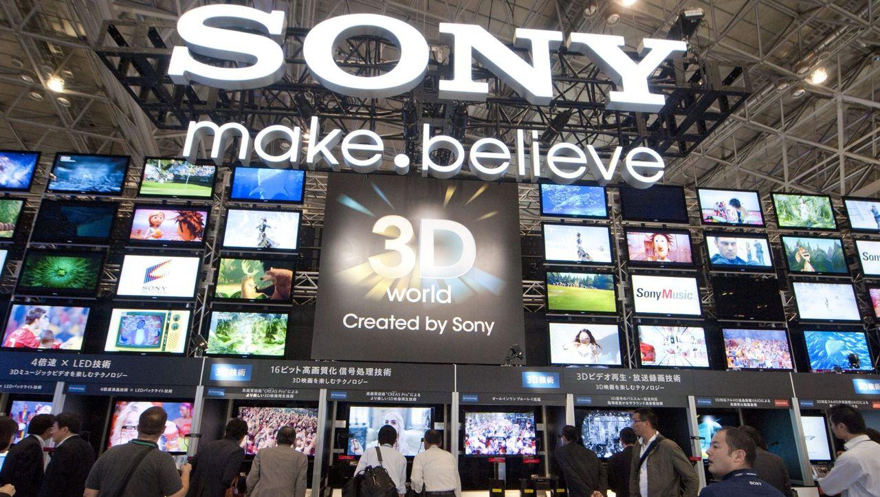 Aktie Sony