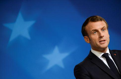 Frankreich Präsident Emmanuel Macron: Immer wieder gegen Wände gerannt, auch gegen deutsche