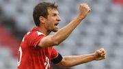 Müller trifft und bereitet das 17. Tor vor