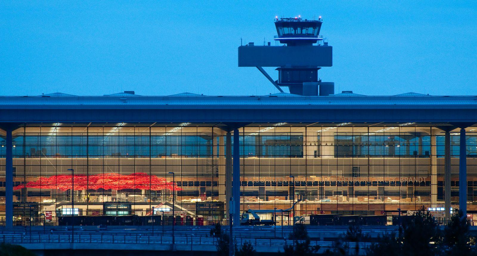 NICHT VERWENDEN BER Berlin Brandenburg International Flughafen