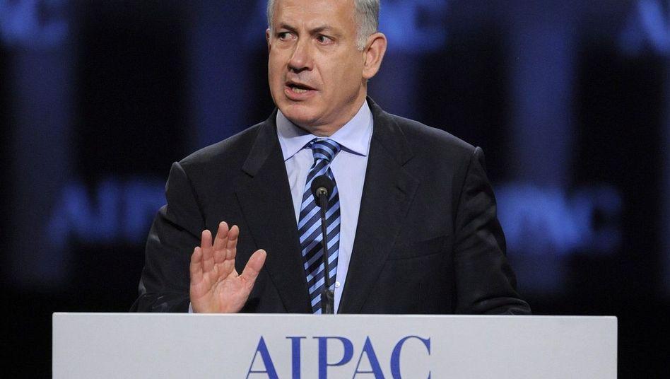 """Israels Premier Netanjahu: """"Jerusalem ist keine Siedlung. Es ist unsere Hauptstadt"""""""