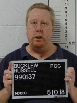 Polizeifoto von Russell Bucklew: Anwälte warnten vor einem grausamen Tod