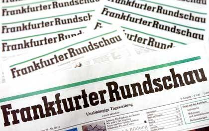 """Tageszeitung """"Frankfurter Rundschau"""": Sanierungsprogramm funktioniert"""